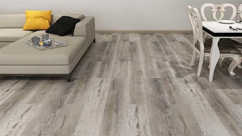penutup lantai sintetis motif kayu