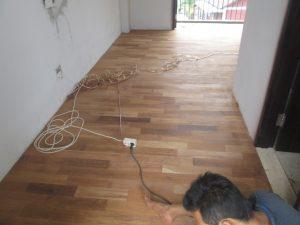harga lantai kayu indoor parket jati