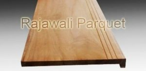 papan tangga kayu jati untuk anak tangga
