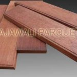 Lamparket kayu merbau
