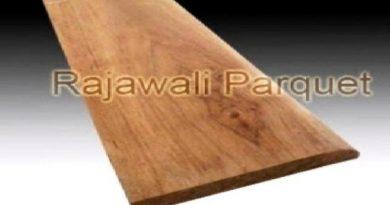 Skirting kayu jati