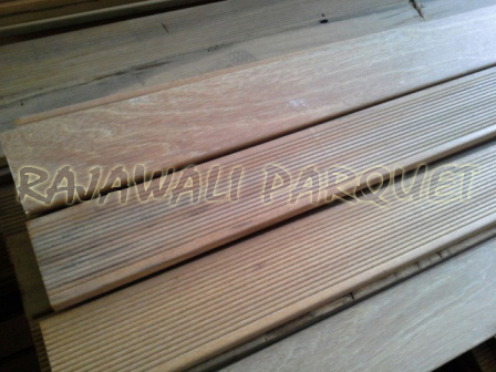 harga decking kayu bengkirai