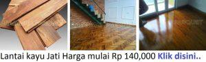 harga lantai kayu per meter