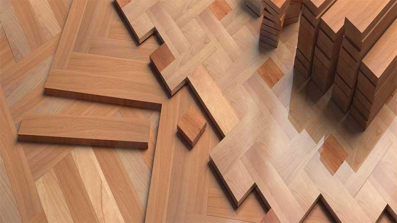 langkah terbaik mengatasi lantai kayu yang rusak tanpa ribet
