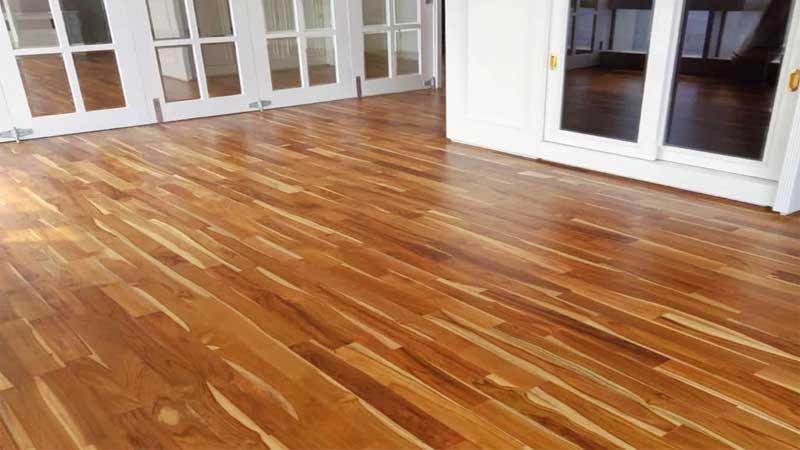 Rekomendasi lantai kayu jati Medan