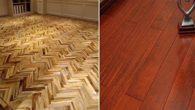 perbandingan lantai kayu jati & lantai kayu merbau