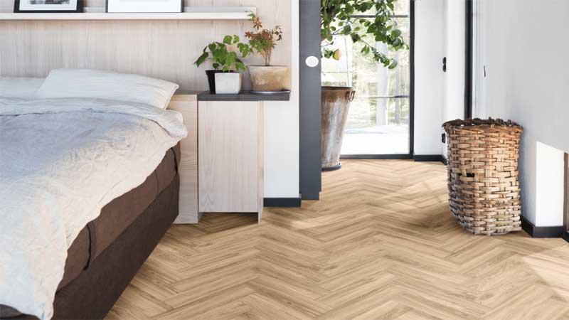rekomendasi lantai kayu jati kamar tidur