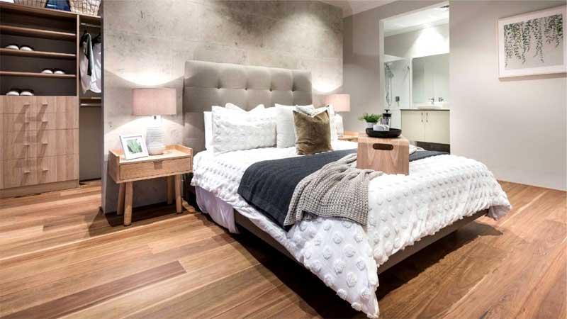 rekomendasi lantai kayu laminasi kamar tidur