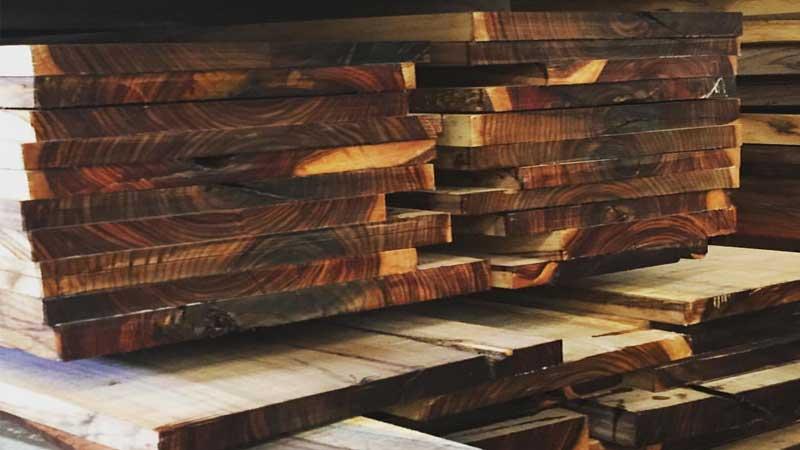 mengetahui karakteristik kayu sonokeling