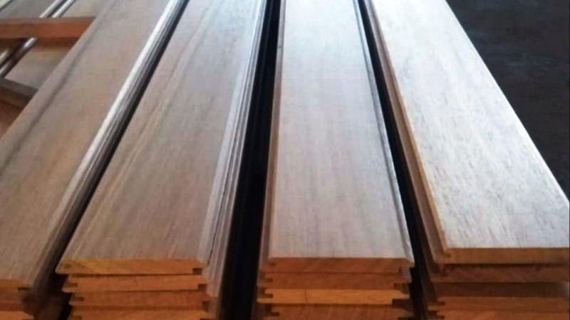 lumber shering kayu ulin