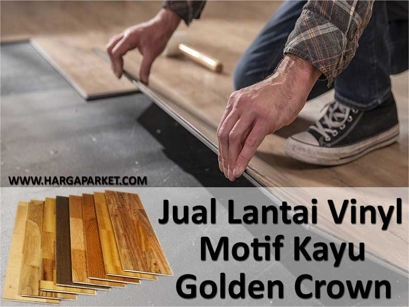 Harga jual lantai vinyl motif kayu