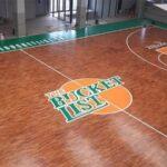 Project pemasangan lantai kayu 1 busket list
