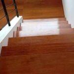 trap tangga rumah kayu