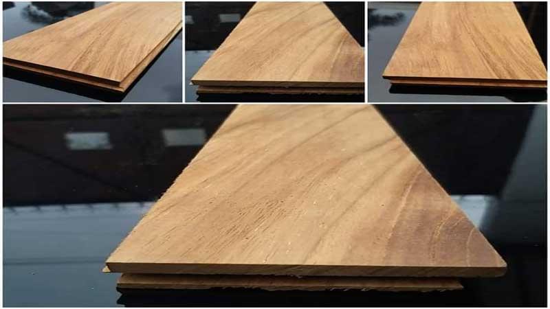 inilah produk lantai kayu jati type flooring beserta harganya