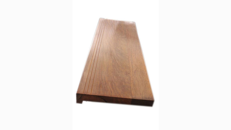 jual papan tangga kayu merbau dan jati
