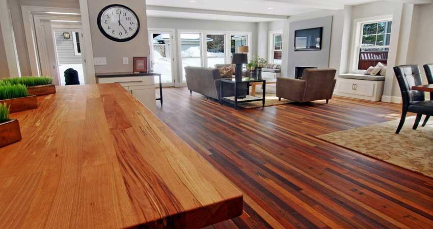 parket kayu lantai dapat bertahan lama