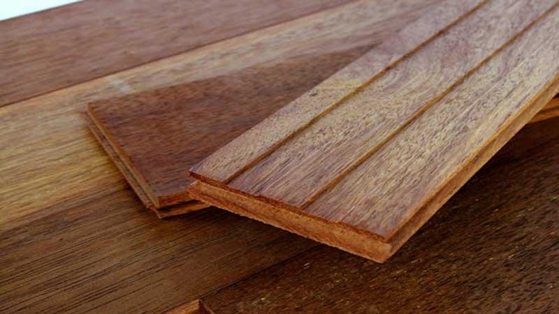 lantai kayu merupakan material lantai yang ramah lingkungan