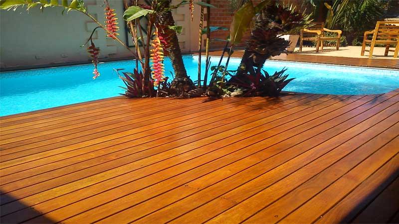 inspirasi desain lantai kolam renang