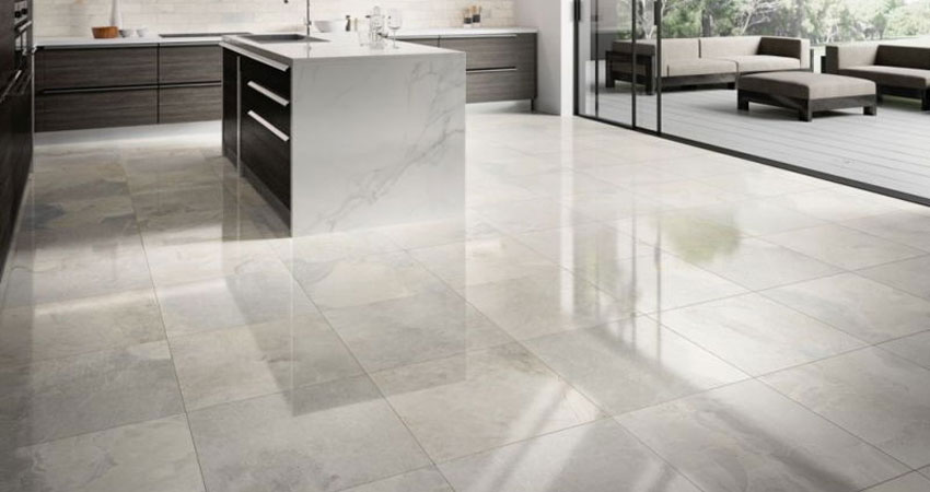 granit floor