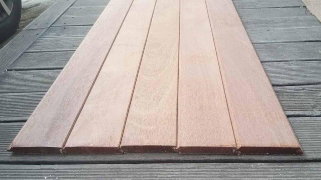 lumber ceiling kayu kruing