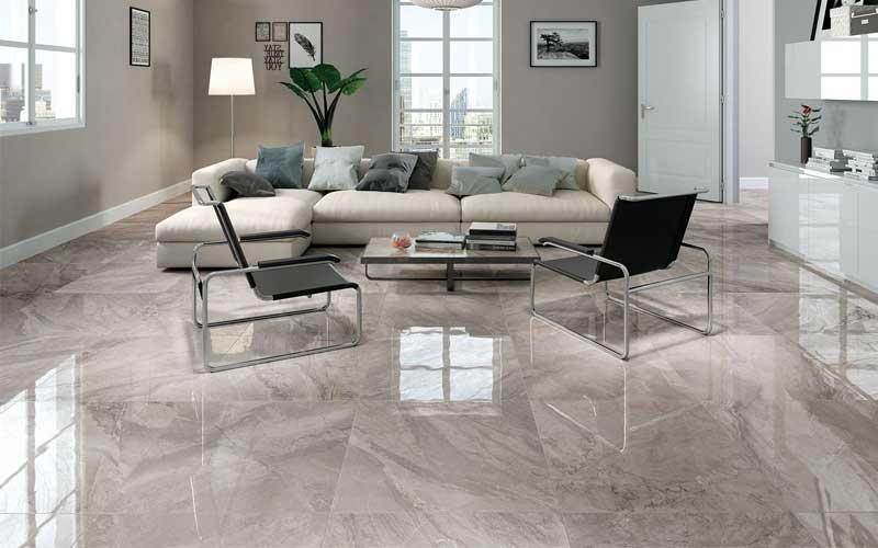 lantai marmer berkesan mewah dan bisa sebagai alternatif pilihan pengganti keramik