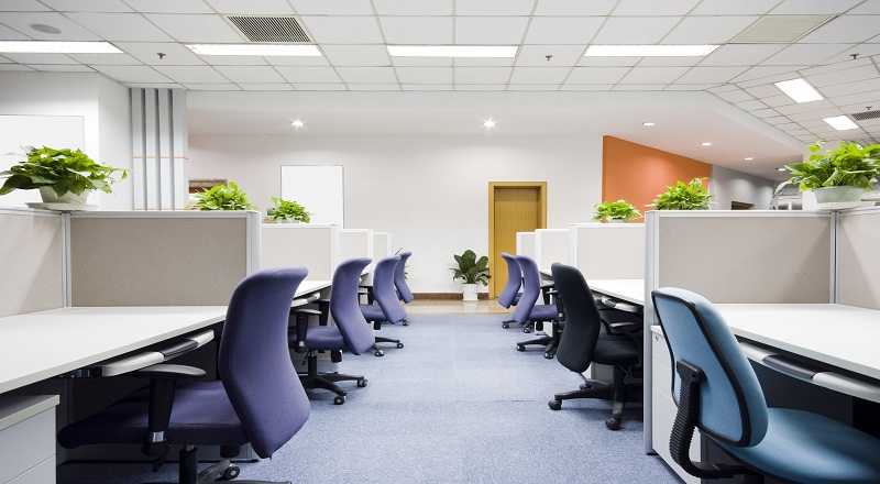 material lantai kantor terbaik selain keramik