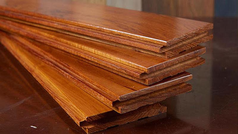 lantai kayu solid coating adalah lantai kayu yang sudah di beri warna