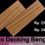Promo decking kayu outdoor