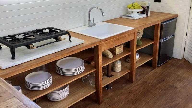 solusi agar alat-alat memasak tersusun rapih