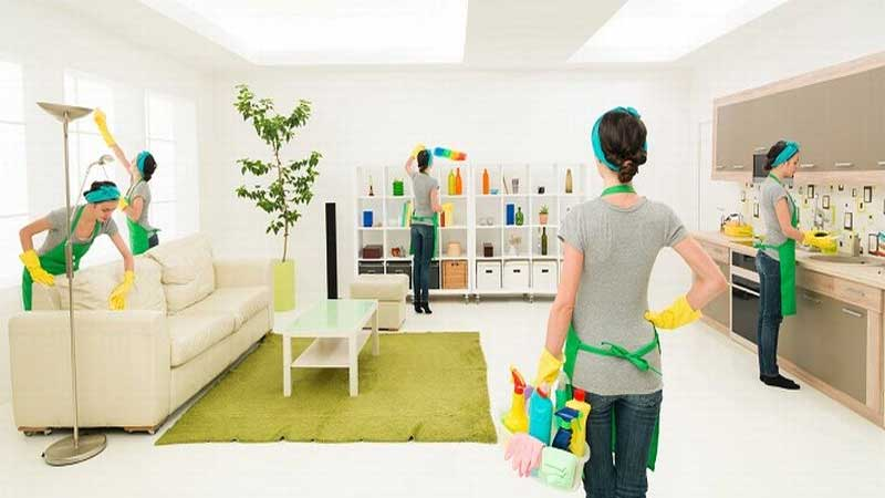 agar tidak timbul penyakit, selalu rutin membersihkan rumah