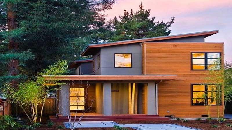 kombinasikan warna tembok rumah yang elegan & alami