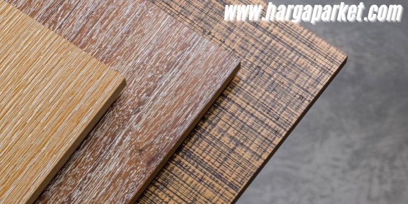 istilah kayu olahan - tipe MDF