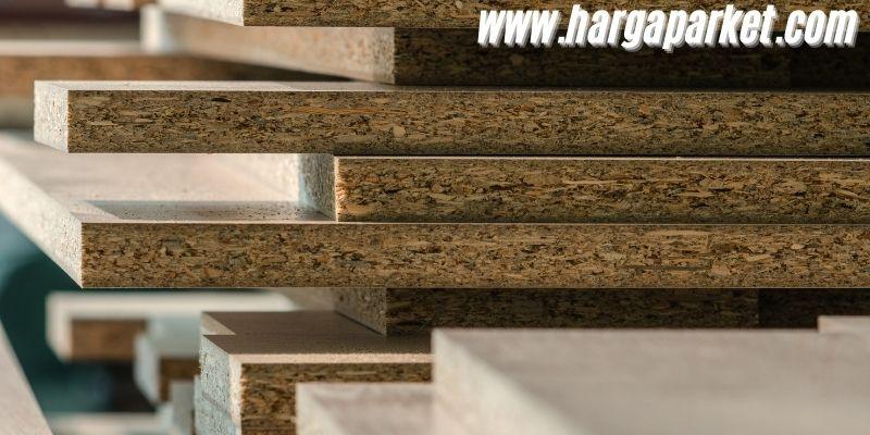 istilah kayu olahan - tipe HDF