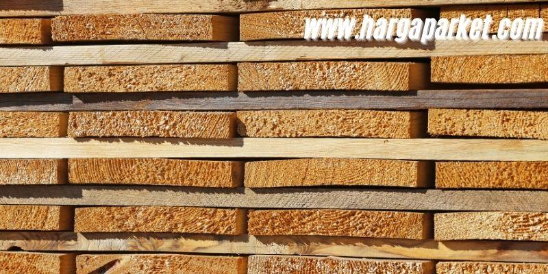 istilah kayu olahan - blockboard