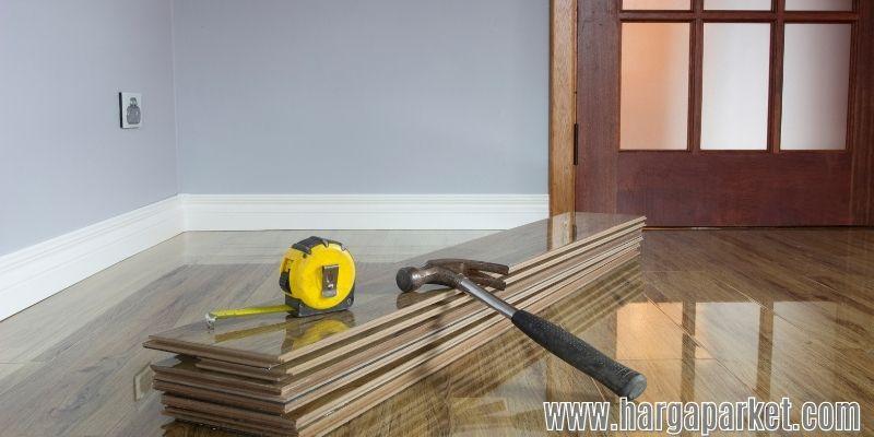 keunggulan lantai kayu - kuat dan tahan lama