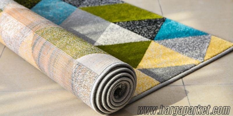 Material Lantai Karpet