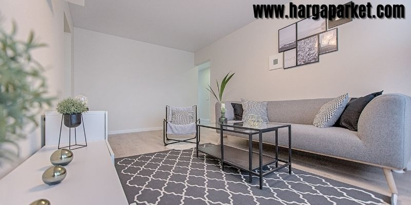 Material Lantai Terbaik  Untuk Ruang Tamu - lantai karpet
