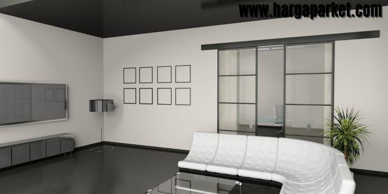 Material Lantai Terbaik  Untuk Ruang Tamu - lantai plester