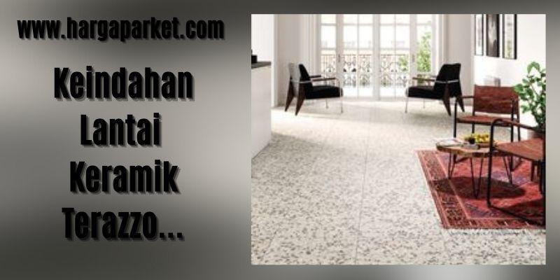 Material Lantai Terbaik  Untuk Ruang Tamu - lantai terazzo