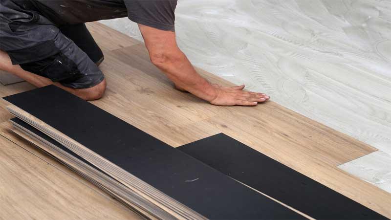 apakah lantai spc mudah di pasangkan?