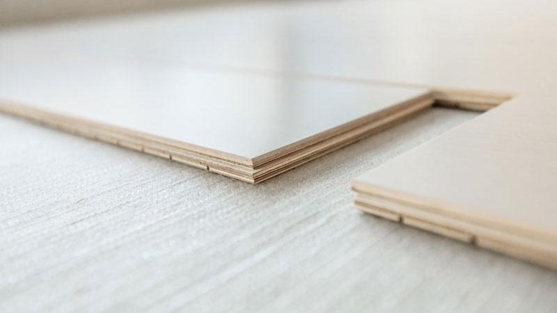 tipe-tipe lantai kayu solid dan parket sintetis