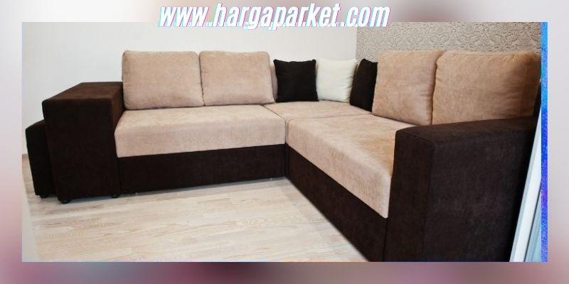 Ide Dekorasi Ruang Keluarga - menggunakan sofa bed