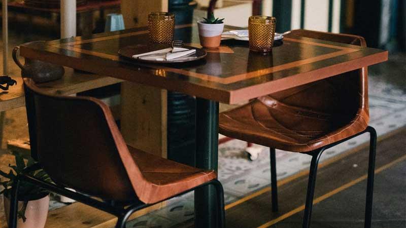 furniture kayu jati seperti meja & kursi
