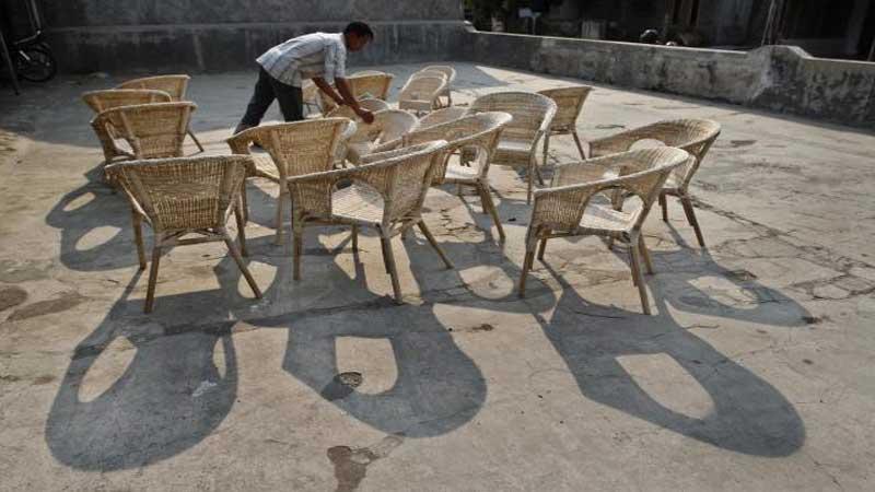 menjemur furniture adalah solusi untuk rayap tidak bersarang