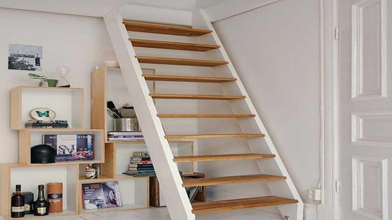 desain tangga sederhana minimalis