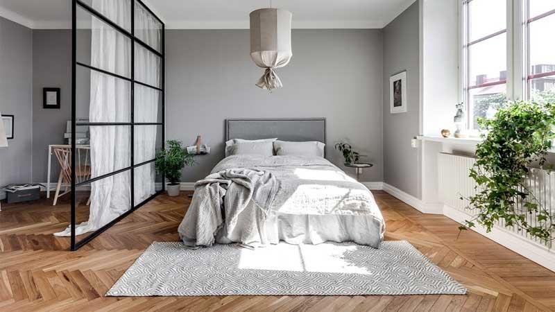 lantai kayu minimalis ala korea